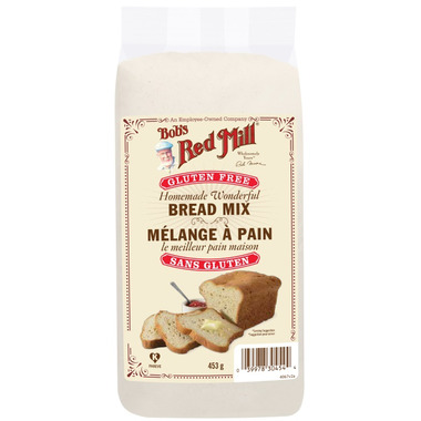 Bob\'s Red Mill Gluten Free Homemade Wonderful Bread Mix