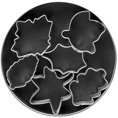 Leaf Cookie Cutter Set