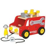 Janod Redmaster Bricolo Truck