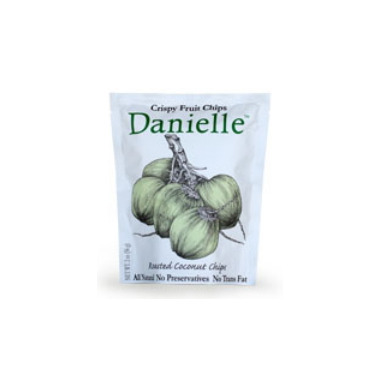 Danielle Market Roasted Coconut Chips