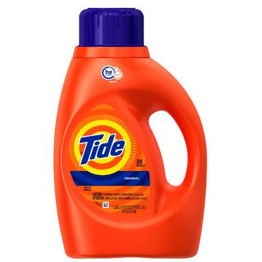 Tide HE Liquid Laundry Detergent