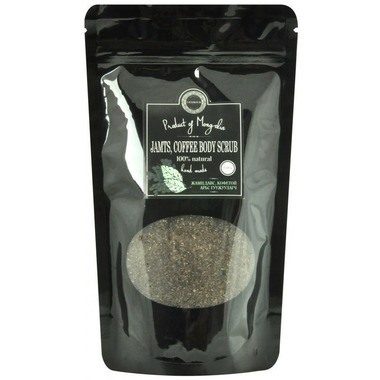 Lhamour Body Scrub Coffee