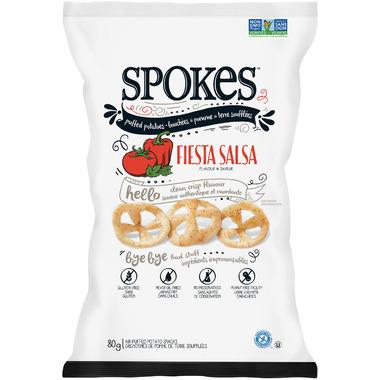 Spokes Snacks Fiesta Salsa