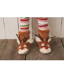 Hatley Kid's Slippers Reindeer