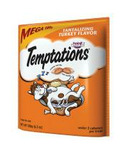 Whiskas Temptations Tantalizing Turkey Cat Treats