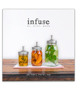Infuse Oil, Spirit, Water