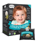Nosh Tot Munchables Organic Rice Snacks