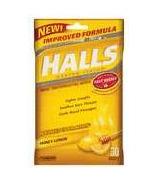 Halls Advanced Formula