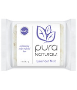 Pura Naturals Body Soap Infused Sponge Lavender Mist