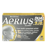 Aeirus Allergy Dual Action 12 Hour