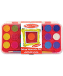 Melissa & Doug Deluxe Watercolor Set