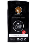 Kicking Horse Coffee Grizzly Claw Ground Coffee