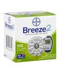 Breeze 2 Blood Glucose Test Strips