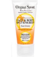 Original Sprout Face & Body Sunscreen