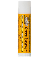 Green Beaver Wildflower Beeswax Lip Balm