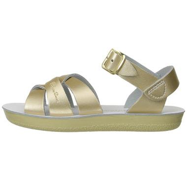 Salt Water Sandals Swimmer Toddler Sandal Gold