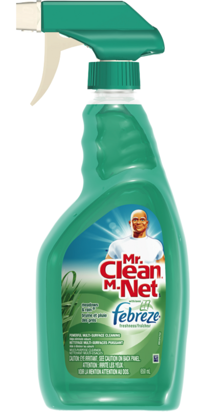 Buy Mr Clean Multi Surfaces Spray Cleaner With Febreze
