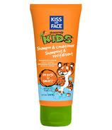 Kiss My Face Kids Orange U Smart 2 in 1 Shampoo & Conditioner