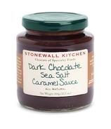 Stonewall Kitchen Dark Chocolate Sea Salt Caramel Sauce