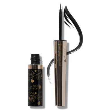 100% Pure Long Last Liquid Eye Liner Black Tea