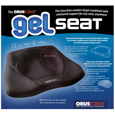 Obus Forme Gel Seat