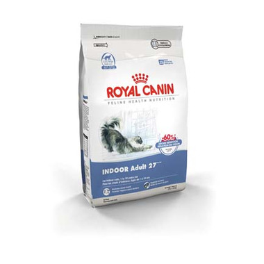 buy royal canin indoor adult 27 at free shipping 35 in canada. Black Bedroom Furniture Sets. Home Design Ideas