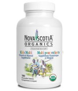 Nova Scotia Organics Kids Multi 180
