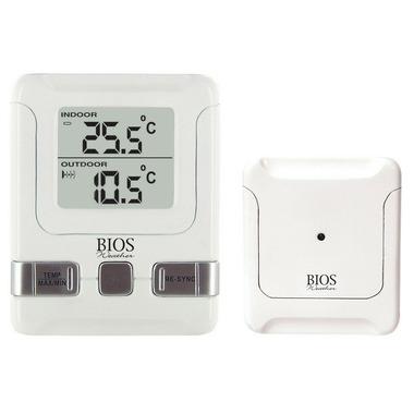 Bios Indoor/Outdoor Wireless Thermometer