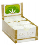 Pacifica Votive Candles Tahitian Gardenia
