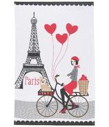 Now Designs Tour De Paris Print Tea Towel