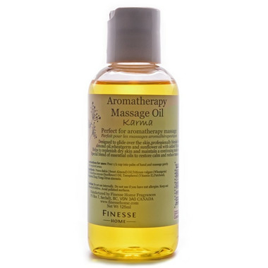 Finesse Home Karma Massage Oil