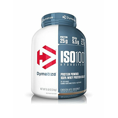Dymatize Nutrition ISO100 Whey Hydrolysate Isolate