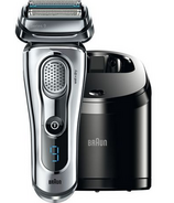 Braun Series 9 9095cc Wet & Dry Electric Shaver with Cleaning Center