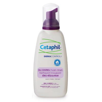 Buy Cetaphil Dermacontrol Oil Control Foam Wash 236 Ml