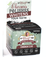 My Magic Mud Activated Charcoal Tooth Powder Cinnamon Clove