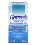 Refresh Contacts Lubricating Eye Drops