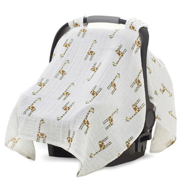 aden + anais Car Seat Canopy Jungle Jam Giraffe