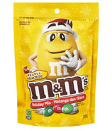 M&M's Chocolate & Peanut Red & Green Holiday Mix