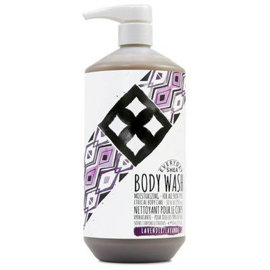 Alaffia EveryDay Shea Body Wash Lavender