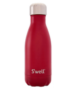 S'well Satin Collection Stainless Steel Water Bottle Red