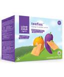 Love Child Organics Teefies Wafers Mango and Purple Carrot