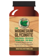 Pure Lab Vitamins Magnesium Glycinate Powder