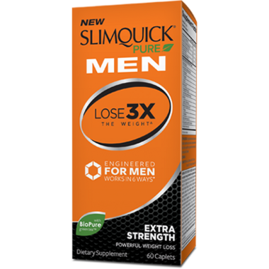 SlimQuick Pure Men Fat Burner