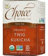 Choice Organic Teas Twig Kukicha Tea