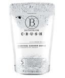 Bathorium CRUSH Charcoal Garden Detoxifying Bath Soak