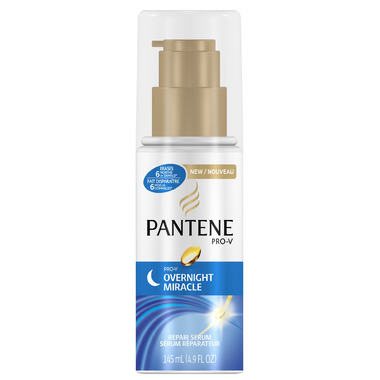 Pantene Repair & Protect Overnight Miracle Repair Serum