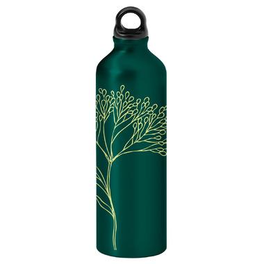 Gaiam Twig Aluminum Water Bottle Green