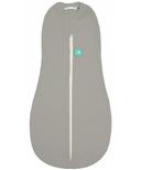 ergoPouch ErgoCocoon 0.2 Tog Organic Swaddle Sleep Bag Grey