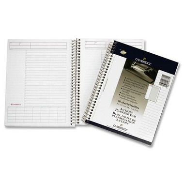 Hilroy Cambridge Action Planner Pad
