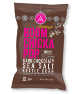 Boom Chicka Pop Dark Chocolaty Sea Salt Popcorn